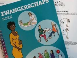 Zwangerschapsboekje CenteringPregnancy