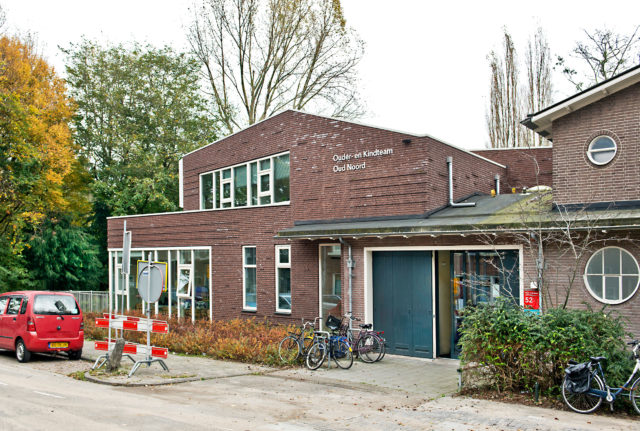 OKC in Amsterdam Noord